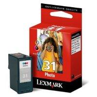 Lexmark 18C0031 (Lexmark #31) Photo Color Inkjet Cartridge