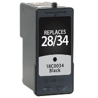 Lexmark 18C0034 / Lexmark #34 Replacement InkJet Cartridge
