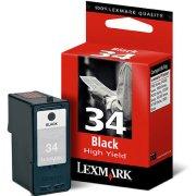 Lexmark 18C0034 InkJet Cartridge (Lexmark #34)