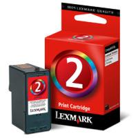 Lexmark 18C0190 (Lexmark #2) InkJet Cartridge