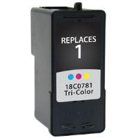 Lexmark 18C0781 / Lexmark #1 Replacement InkJet Cartridge