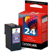Lexmark 18C1624 (Lexmark #24A) InkJet Cartridge