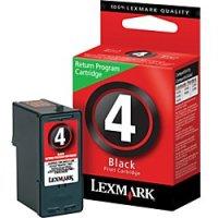 Lexmark #4 OEM originales Cartucho de tinta