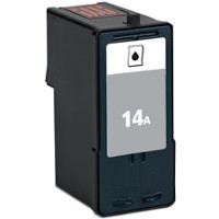 Lexmark 18C2080 (Lexmark #14A) Remanufactured InkJet Cartridge