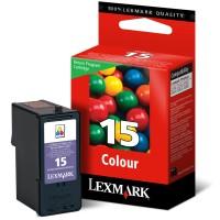Lexmark 18C2110 (Lexmark #15) InkJet Cartridge