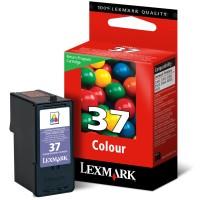 Lexmark #37 OEM originales Cartucho de tinta