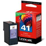 Lexmark 18Y0141 (Lexmark #41) InkJet Cartridge