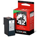 Lexmark 18Y0142 (Lexmark #42) InkJet Cartridge