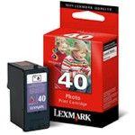 Lexmark 18Y0340 (Lexmark #40) InkJet Cartridge