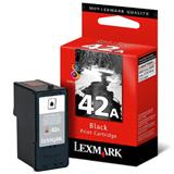 Lexmark 18Y0342 (Lexmark #42A) InkJet Cartridge