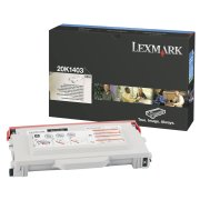 Lexmark 20K1403 High Capacity Black Laser Toner Cartridge