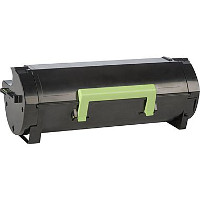 Compatible Lexmark Lexmark 501U (50F1U00) Black Laser Toner Cartridge