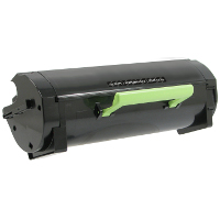 Compatible Lexmark Lexmark 501U (50F1U00) Black Laser Toner Cartridge (Made in North America; TAA Compliant)