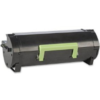 Compatible Lexmark Lexmark 501X (50F1X00) Black Laser Toner Cartridge