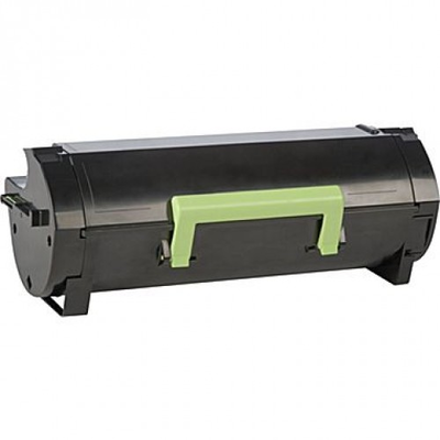 Compatible Lexmark Lexmark 521H (52D1H00) Black Laser Toner Cartridge (Made in North America; TAA Compliant)