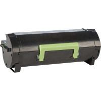 Compatible Lexmark Lexmark 521X (52D1X00) Black Laser Toner Cartridge