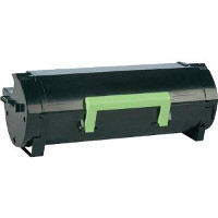 Compatible Lexmark Lexmark 601 (60F1000) Black Laser Toner Cartridge