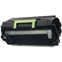 Compatible Lexmark Lexmark 621X (62D1X00) Black Laser Toner Cartridge