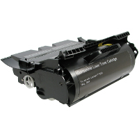 Compatible Lexmark 64015HA (X644H11A) Black Laser Toner Cartridge (Made in North America; TAA Compliant)