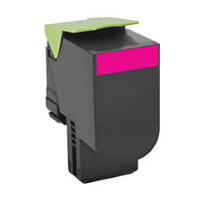Compatible Lexmark 701HM (70C1HM0) Magenta Laser Toner Cartridge