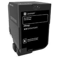 Lexmark 74C0H10 Laser Toner Cartridge