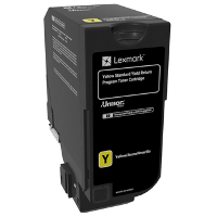Lexmark 74C1SY0 Laser Toner Cartridge (Return Program)
