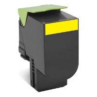 Lexmark 80C10Y0 (Lexmark 801Y) Laser Toner Cartridge