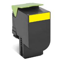 Lexmark 80C1SY0 (Lexmark 801SY) Laser Toner Cartridge