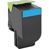 Lexmark 80C1XC0 (Lexmark 801XC) Laser Toner Cartridge