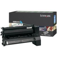 Lexmark 10B041C Cyan PREBATE Laser Toner Cartridge