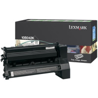 Lexmark 10B042K High Yield Black PREBATE Laser Toner Cartridge