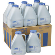 IBM 1402822 Black Laser Toner Bottles (8/Pack)