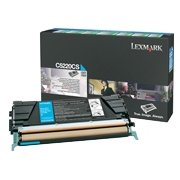 Lexmark C5200CS Laser Toner Cartridge