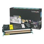 Lexmark C5200YS Laser Toner Cartridge
