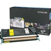 Lexmark C5242YH Laser Toner Cartridge