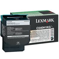 Lexmark C540H1KG Laser Toner Cartridge