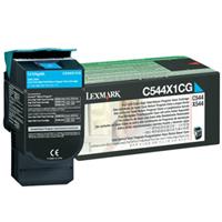 Lexmark C544X1CG Laser Toner Cartridge