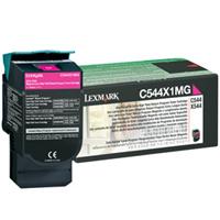 Lexmark C544X1MG OEM originales Cartucho de tóner láser