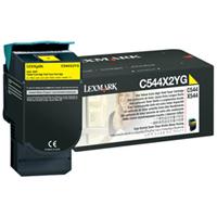 Lexmark C544X2YG OEM originales Cartucho de tóner láser