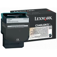 Lexmark C546U2KG Laser Toner Cartridge