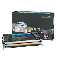 Lexmark C734A1CG Laser Toner Cartridge