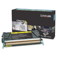 Lexmark C746A1YG Laser Printer Cartridge
