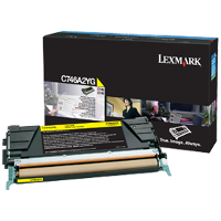 Lexmark C746A2YG Laser Printer Cartridge