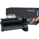 Lexmark C7702YH Laser Toner Cartridge