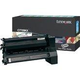 Lexmark C7720KX OEM originales Cartucho de tóner láser