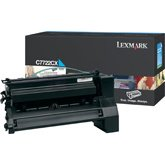 Lexmark C7722CX Laser Toner Cartridge
