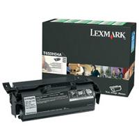 Lexmark T650H04A Laser Toner Cartridge