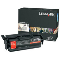 Lexmark T650H21A Laser Toner Cartridge