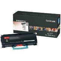 Lexmark X463A21G OEM originales Cartucho de tóner láser