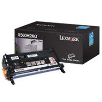 Lexmark X560H2KG OEM originales Cartucho de tóner láser